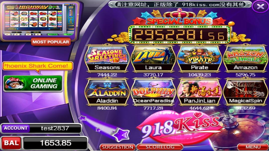 Kiss918 Slot APK Free Download 2021 New Version for Android & iOS